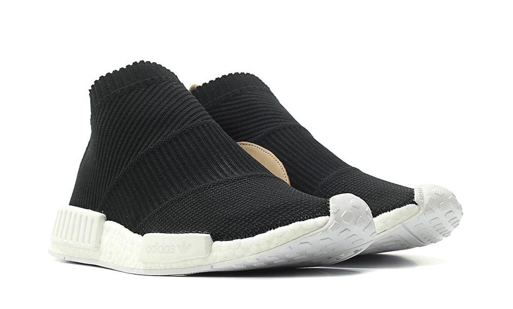 adidas NMD_CS1 Lux Core Black First Look - JustFreshKicks