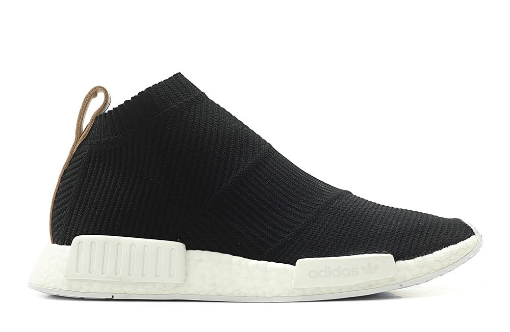 abf96b9dc347a The Core Black adidas NMD City Sock Lux Releases in July