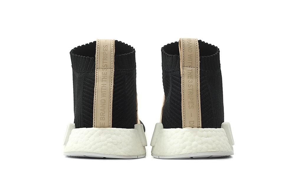 c2c9678a321d4 adidas NMD CS1 Lux Core Black First Look - JustFreshKicks
