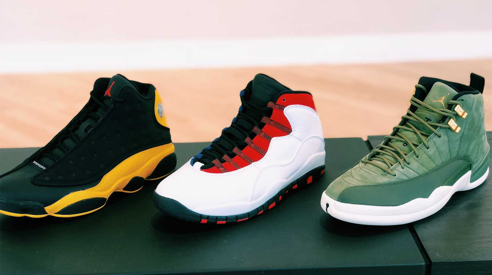 Very First Air Jordan Shoes