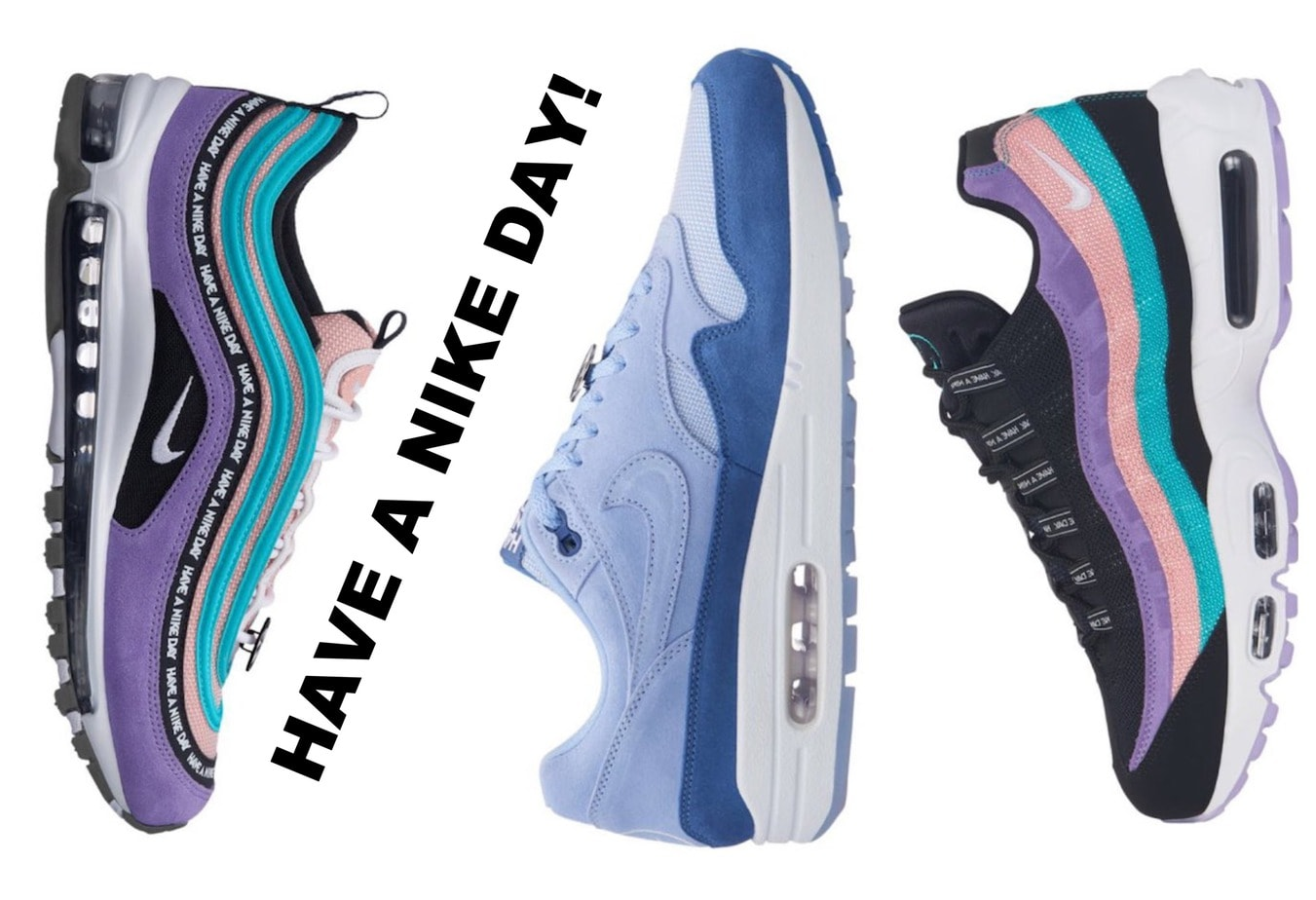 "de42a4121346a6 Air Max Month 2019 is Shaping Up to Be Great With the ""Have a Nike Day  Collection"""