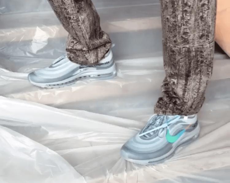 Off-White x Nike Blazer   Air Max 97 New Colorways - JustFreshKicks fe545caed