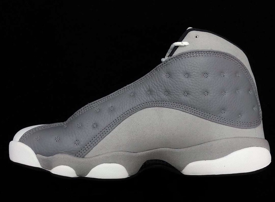 """3edfe333b58cc6 UPDATE  The Air Jordan 13 Retro """"Atmosphere Grey"""" is now scheduled to  release next Saturday"""
