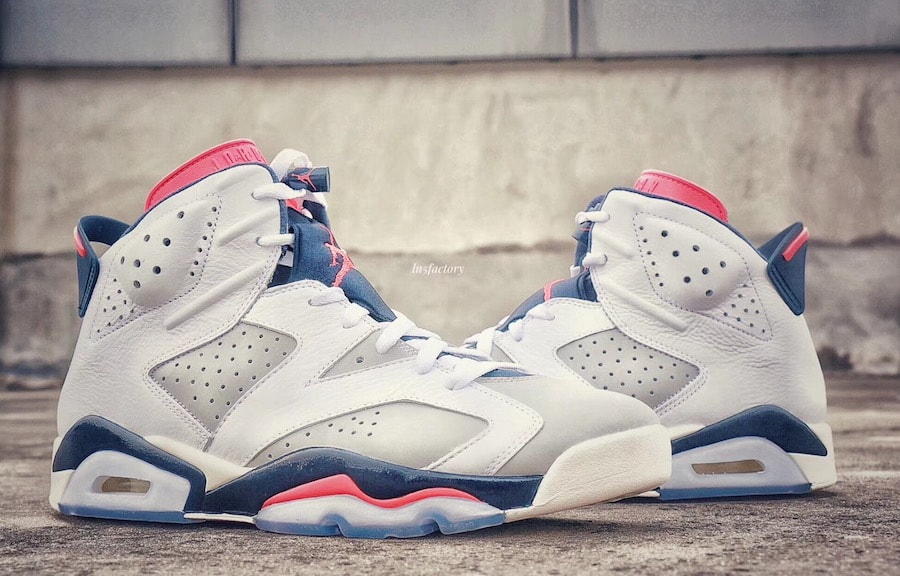 "the best attitude 29703 13dd2 The Air Jordan 6 ""Tinker"" Surfaces in Early Images Online"
