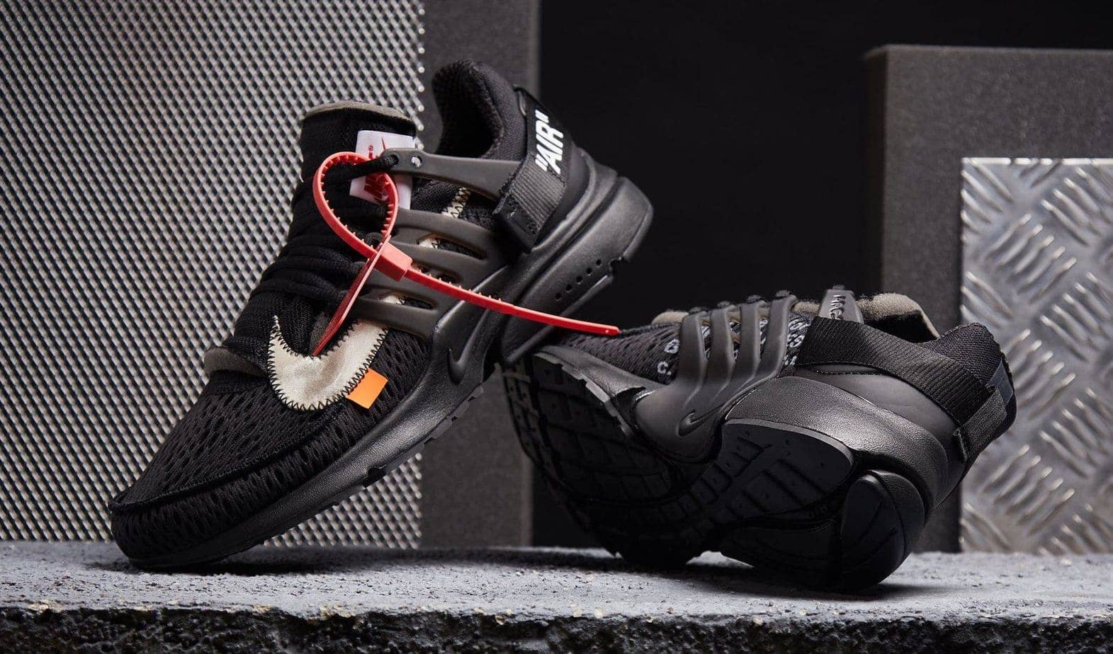 """sports shoes 6d39b 1ea18 It s been a long time coming, but the OFF-WHITE x Nike Presto """"Black"""" is  finally set to release this Friday, July 27th followed by an August 3rd  release for ..."""