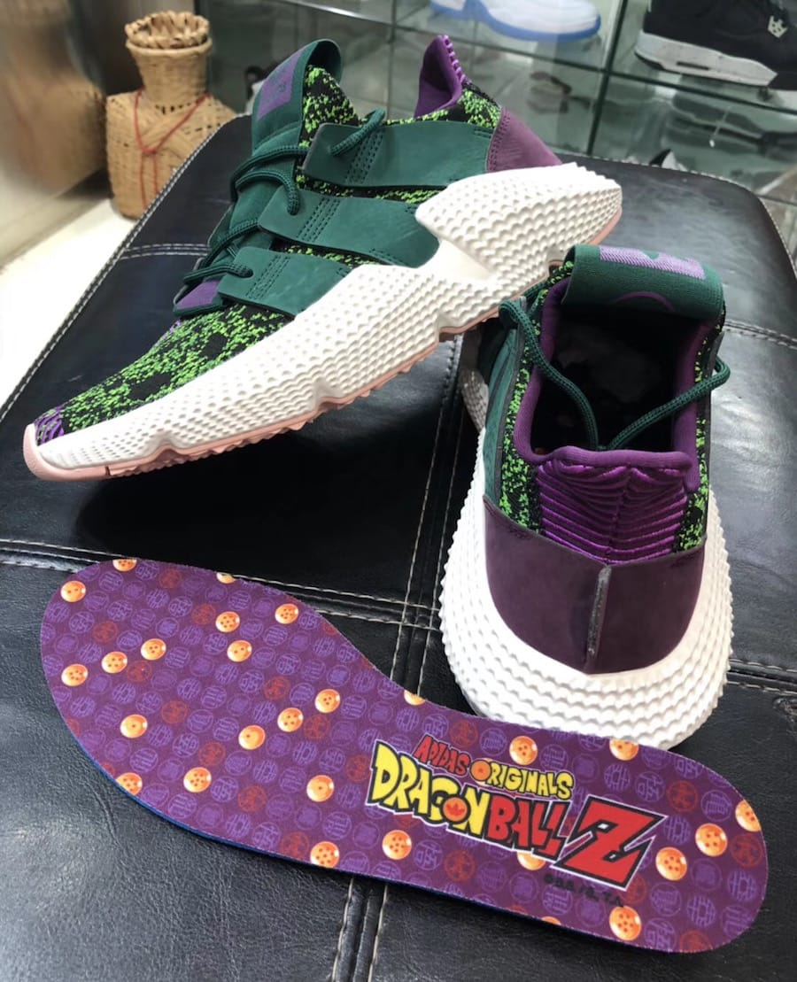 Dragon Ball Z X Adidas Prophere Quot Cell Quot Release Info