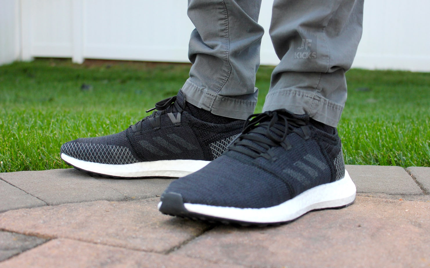 8a02fc882 adidas PureBoost Go On Foot Review - JustFreshKicks