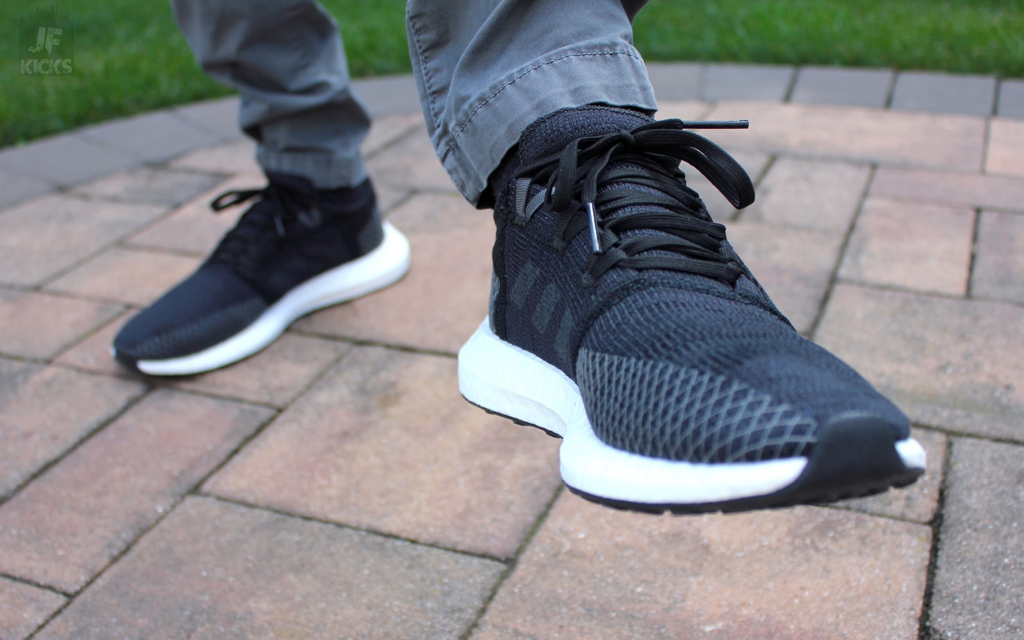 a1f5da11b98ffe adidas PureBoost Go On Foot Review - JustFreshKicks