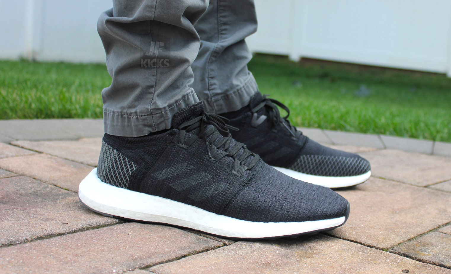 fc1cc6a22a039 adidas PureBoost Go On Foot Review - JustFreshKicks