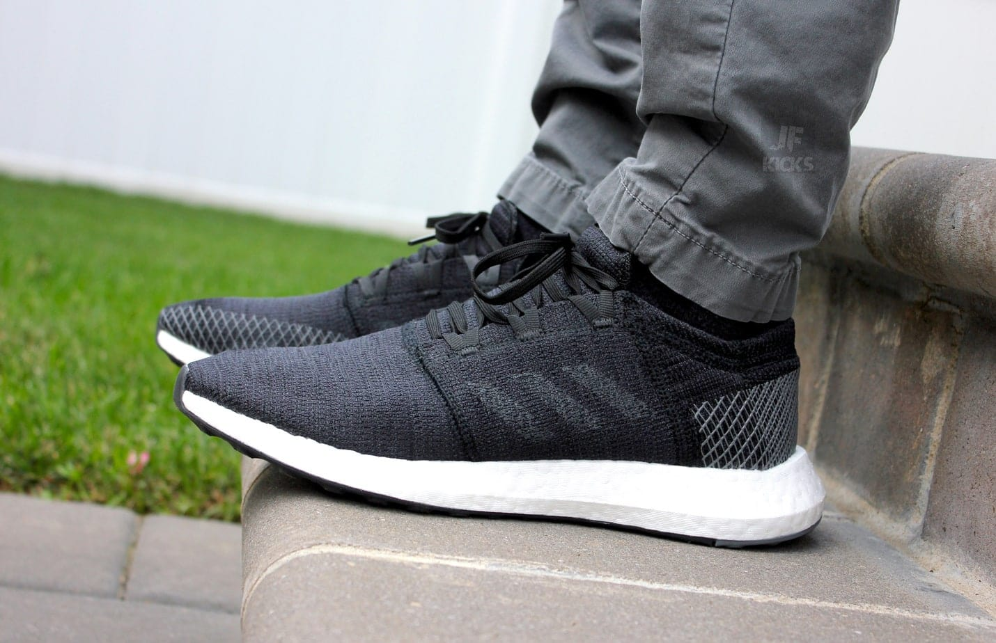 5cd6bac98 adidas PureBoost Go On Foot Review - JustFreshKicks