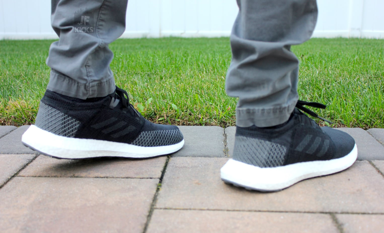 fc1cc6a22a039 adidas PureBoost Go On Foot Review - JustFreshKicks