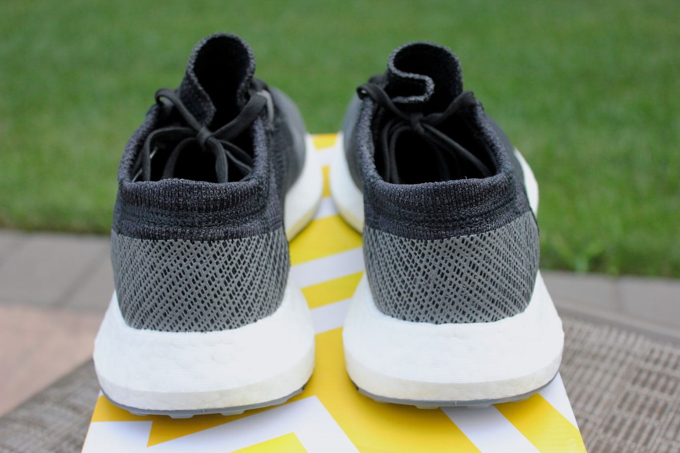 c6e3b39297aed adidas PureBoost Go On Foot Review – Ball