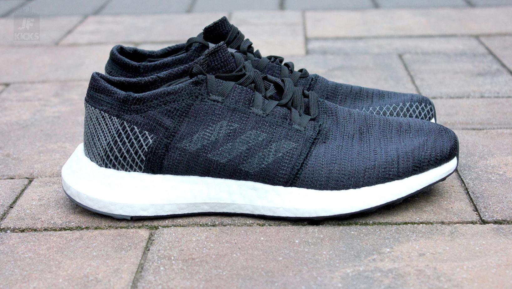 adidas PureBoost Go On Foot Review - JustFreshKicks