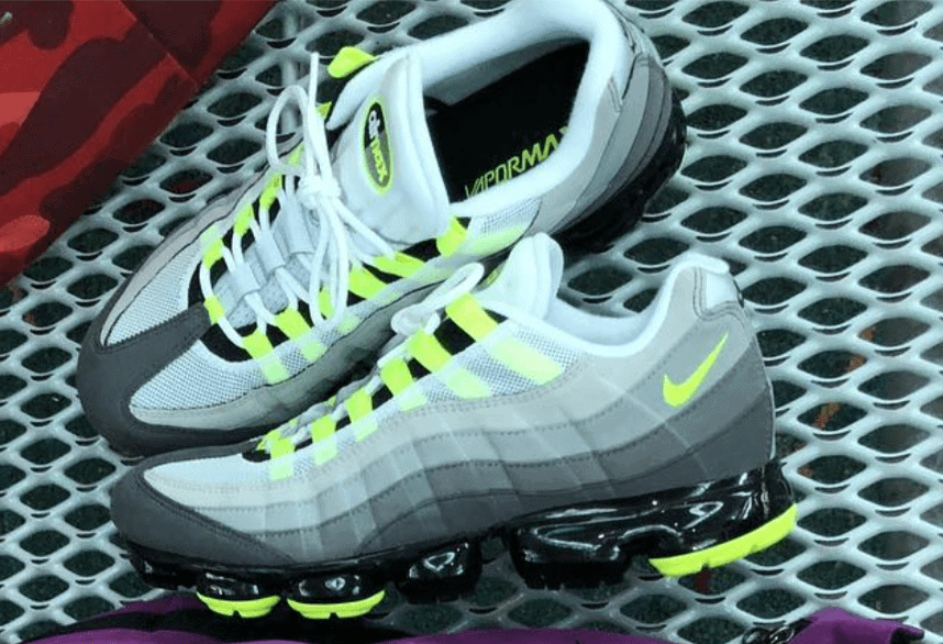 701467bc265 Nike s Air Max 95 is one of the brand s most sought-after models over the  year s and has a massive cult following. Now