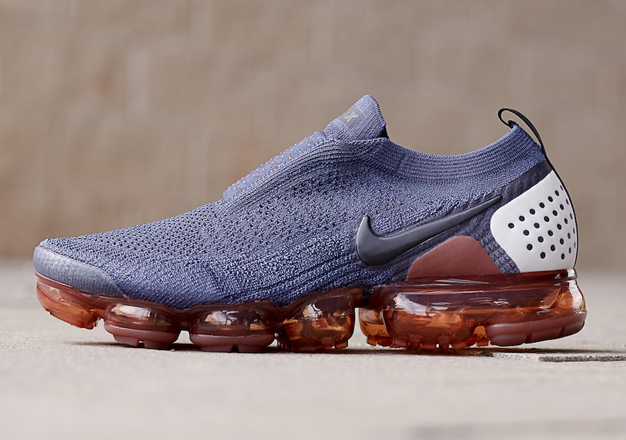 "74f97ceb039b Nike Unveils the Vapormax Flyknit Moc 2 in a Brilliant new ""Gunsmoke""  Colorway"