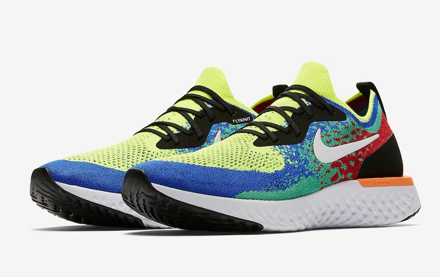 29d60fc93125 Nike s Epic React Flyknit debuted this year to a hot start. The new foam  technology in the midsole has taken over as one of the Swoosh s best