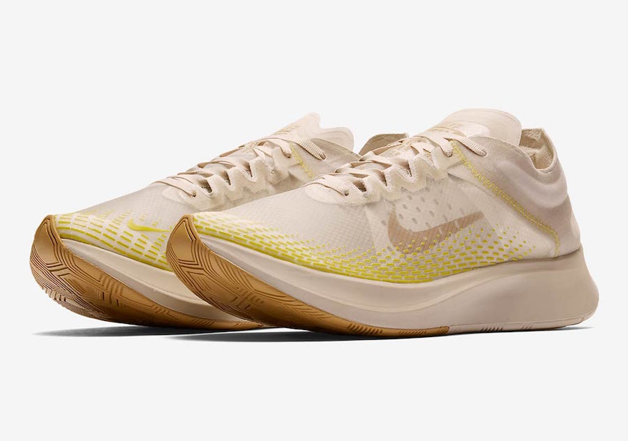 wholesale dealer c7875 dcceb Nike Zoom Fly SP Fast Release Date  August 30th, 2018. Price   150. Color   Light Orewood Brown Bright Cactus-Elemental Gold Style Code  AT5242-174