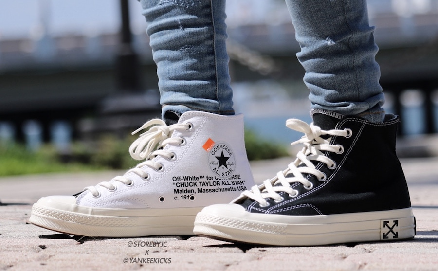 f691a0e94157 Off-White and Converse finally released their deconstructed Chuck Taylor  All-Star earlier this year to plenty of praise from fans.
