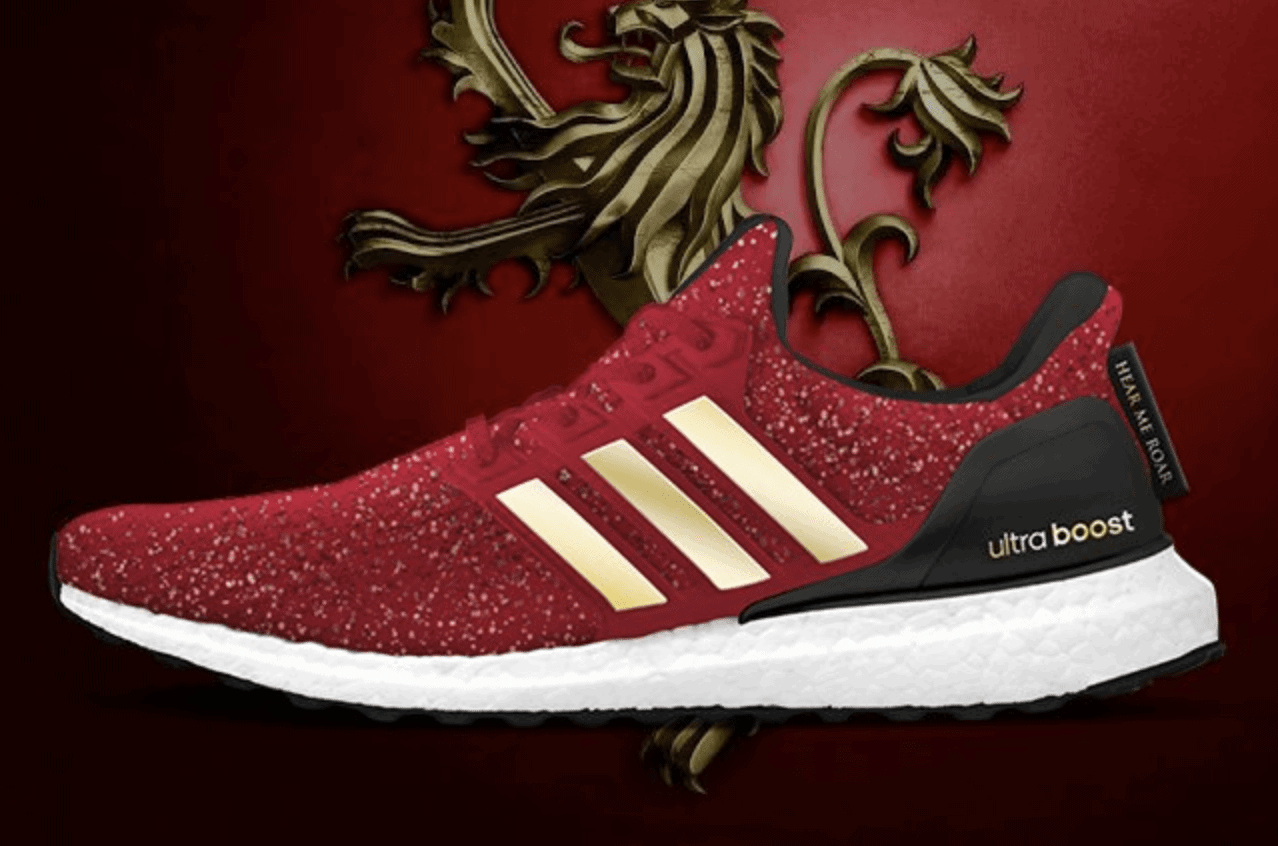 3959276cdf7 adidas   HBO s Game of Thrones are Teaming Up For a Footwear Collection  Next Year