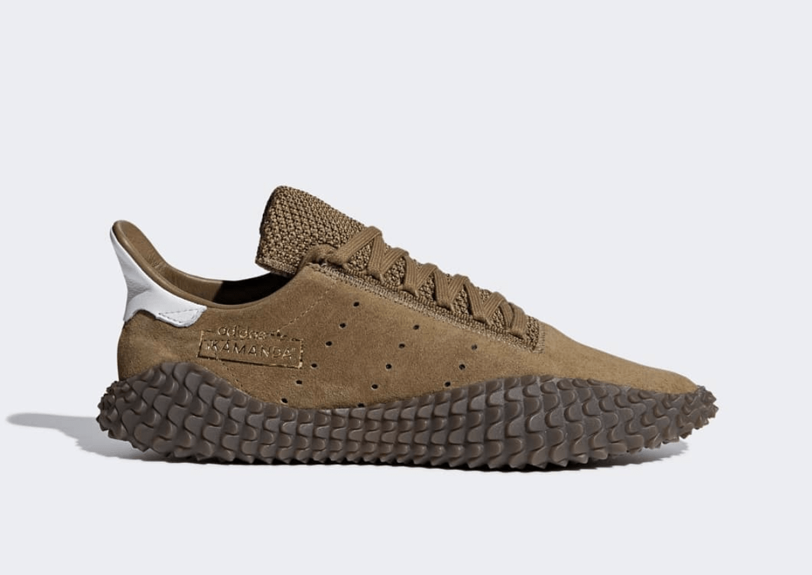 """huge selection of 0745a ad523 adidas Kamanda """"Clear Brown"""" Release Date August 28th, 2018. Price 150.  Color BrownClear Brown Style Code B41936"""