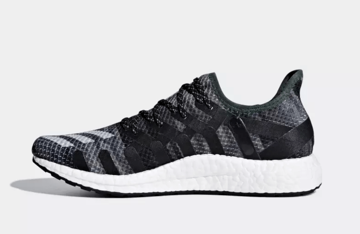 sports shoes f3e1f d8a6f adidas Speedfactory AM4SH Release Date  July 27th, 2018. Price   200.  Color  Base Green Steel Core Black Style Code  CG6785