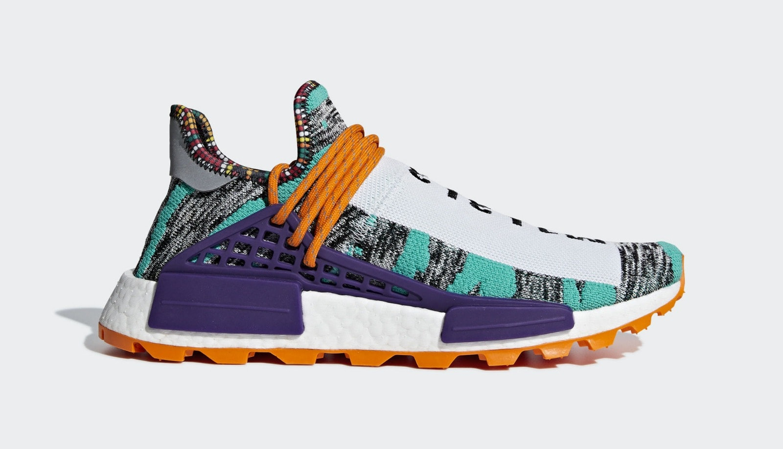 722de54c6 Pharrell Williams x adidas Afro Hu NMD Official Look - JustFreshKicks