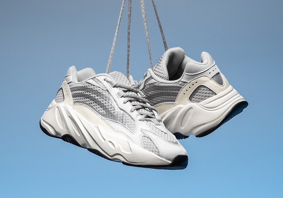 14717cf64f72c Kanye West s adidas Yeezy Boost 700 has only released in one colorway to  the public and is already launching in a V2 iteration this year.