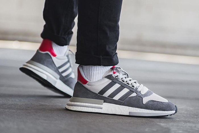 f1eb0943b ... zx 500 rm grey four ecea3 67e10  france adidas has brought back plenty  of classic in recent years. however this months retro