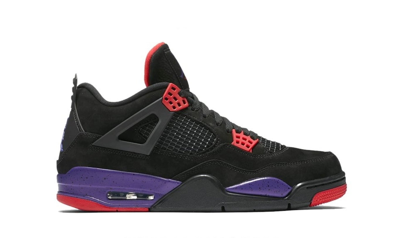 "huge discount 07b1d b951b The Air Jordan 4 Retro NRG ""Raptors"" is Ready to Release Without Drake s  Endorsement"