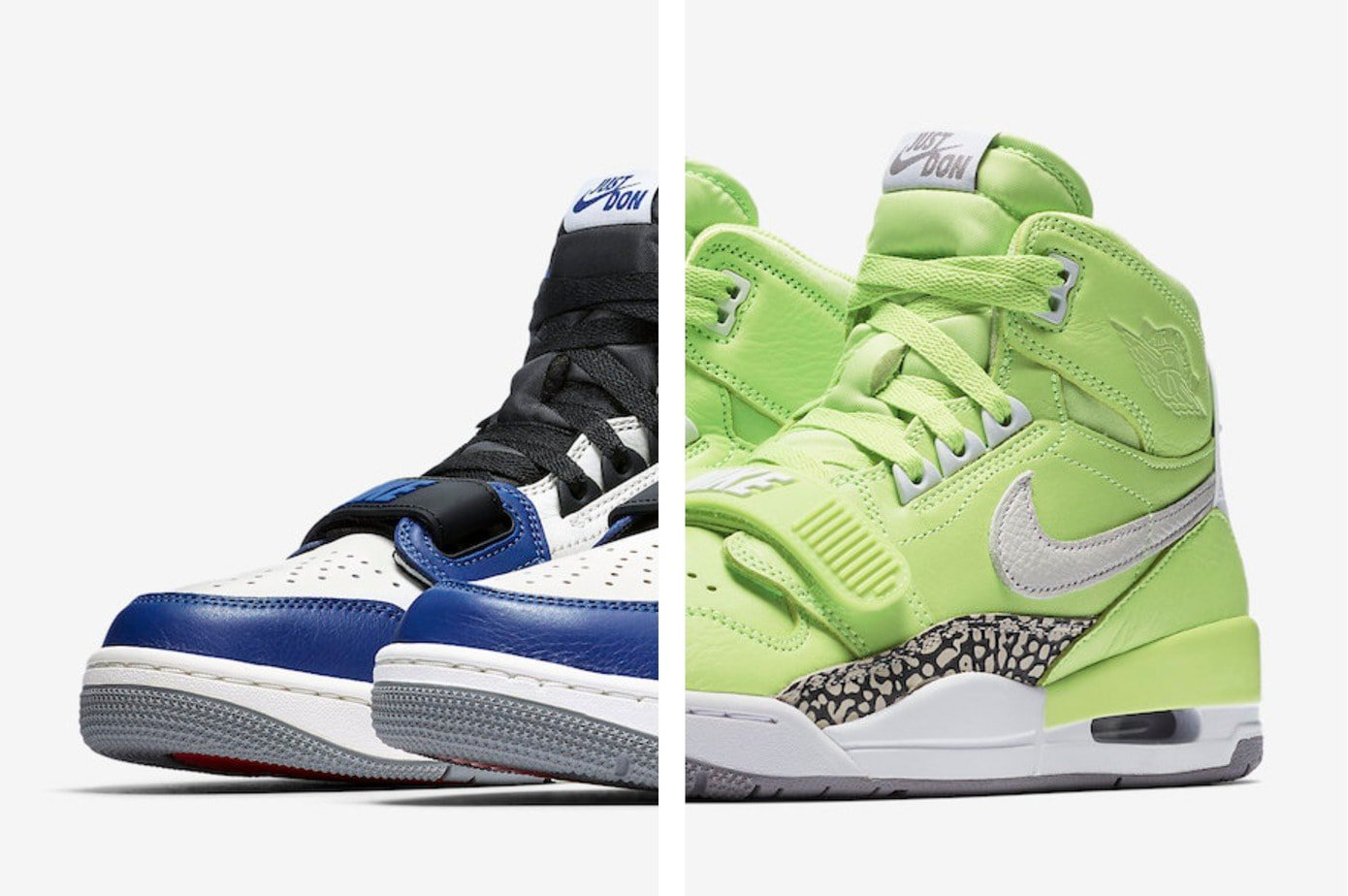 huge discount c09b6 ddc88 Don C and Jordan Brand s funky new hybrid sneaker has been making waves on  the internet the last few months. Now, the shoe is finally ready for  release next ...