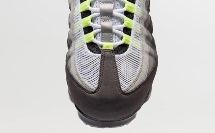 "0e8e2910ec6 Nike Air VaporMax 95 OG ""Neon"" Release Date  Fall 2018. Price   190"