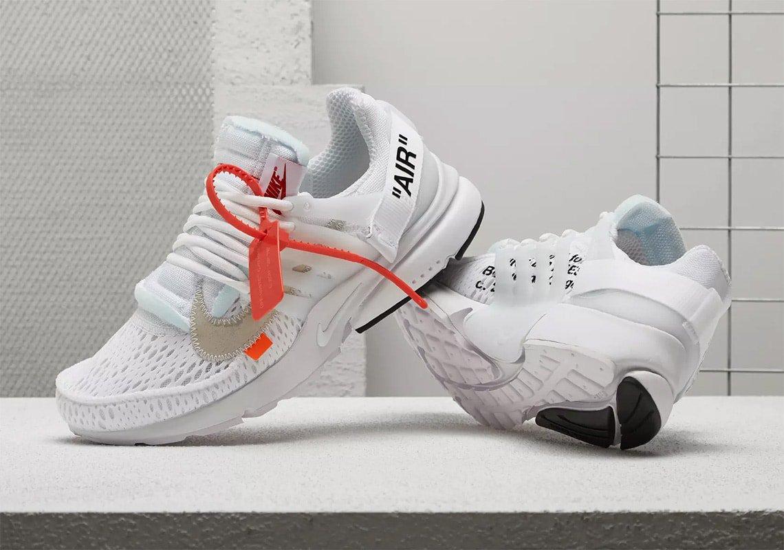 7acbca855 OFF-WHITE x Nike Presto