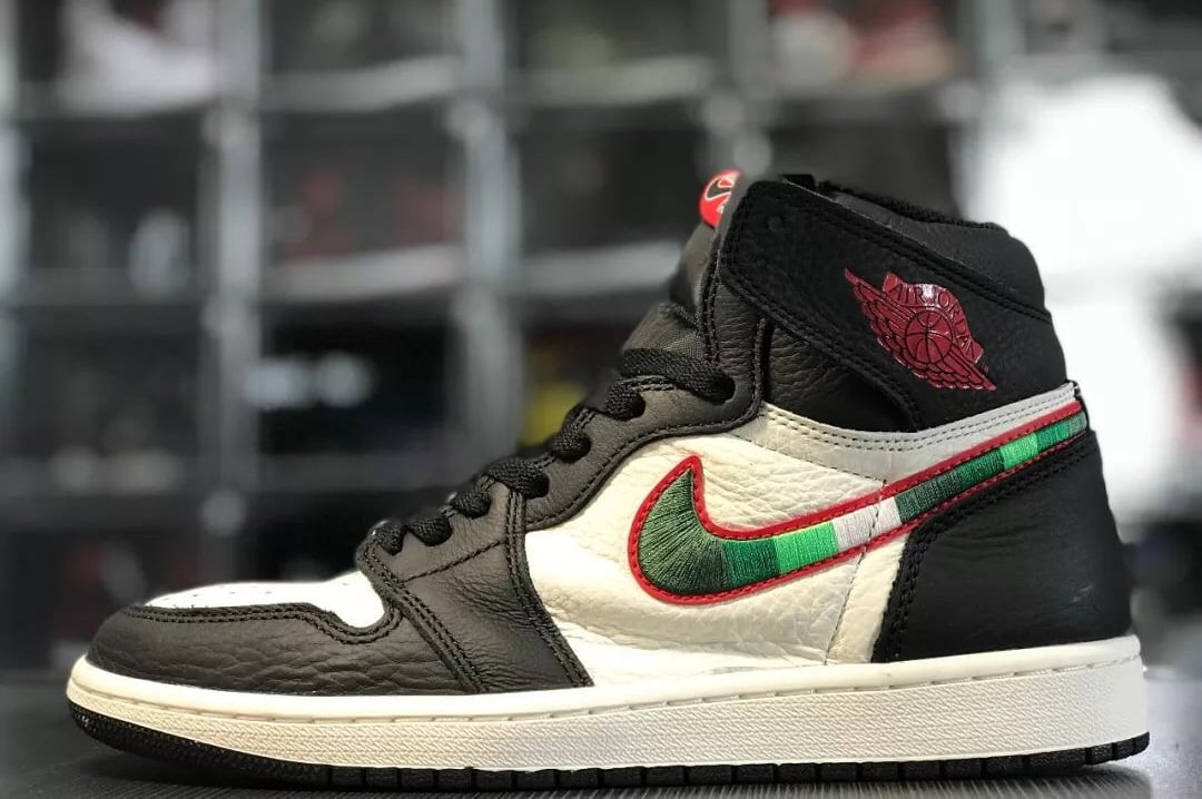 "e7fb69a4692d The post Here s Our Best Look Yet at the Air Jordan 1 High OG ""Sports  Illustrated"" Arriving This Winter appeared first on JustFreshKicks."
