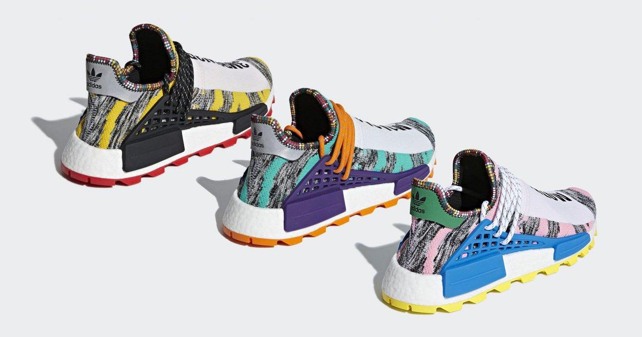 23ada0704 Pharrell x adidas NMD