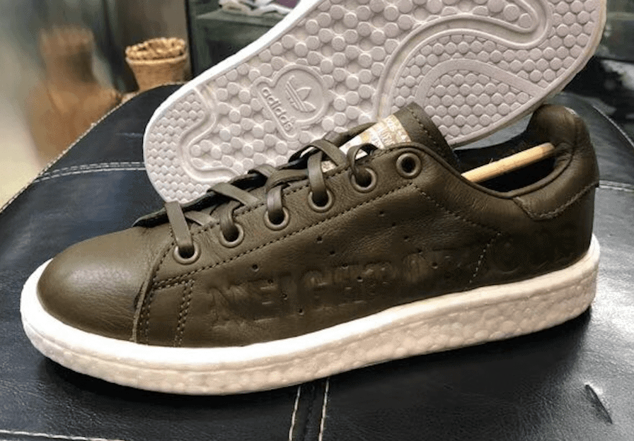 d896a2860b32 Neighborhood   adidas Tap Cali Thornhill Dewitt For a New Stan Smith Boost