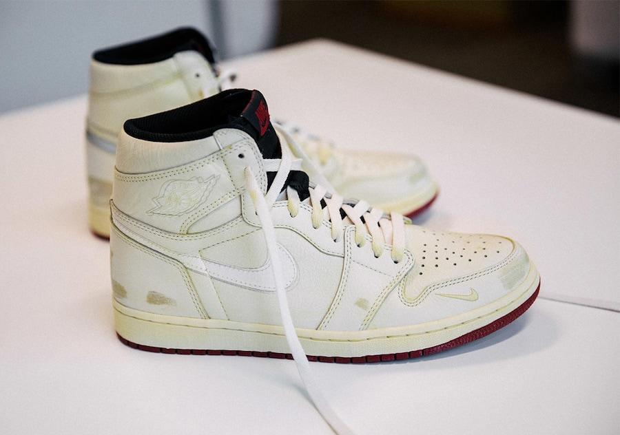 d8604d834776 Nigel Sylvester x Air Jordan 1 Retro High Release Info - JustFreshKicks