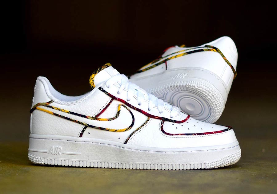 Nike s Air Force 1 has been around almost as long as the brand itself.  Originally debuted as a basketball sneaker 43a473d615