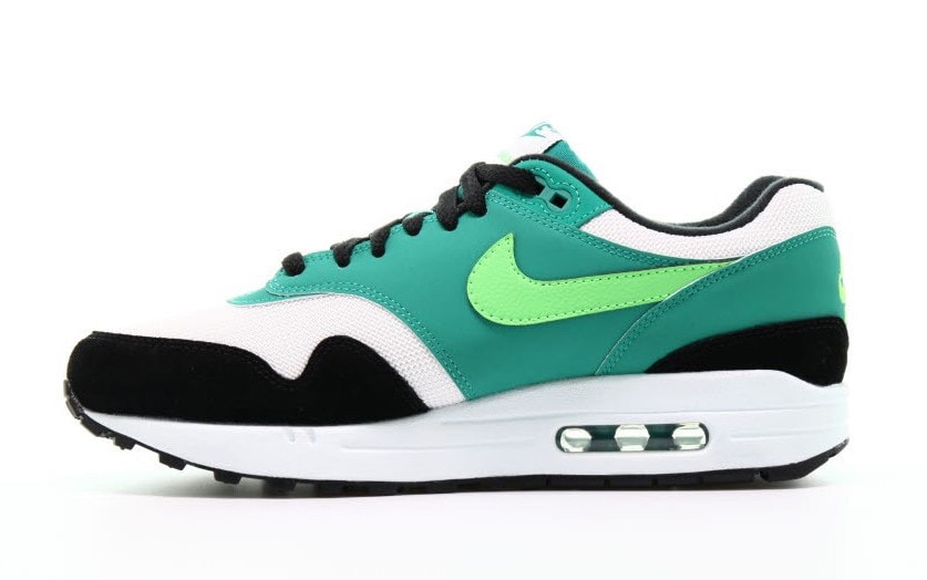 c7a12349c5a6a Nike Air Max 1. Release Date  Coming Soon Price   140. Color  White Green  Strike-Neptune Green-Black Style Code  AH8145-107
