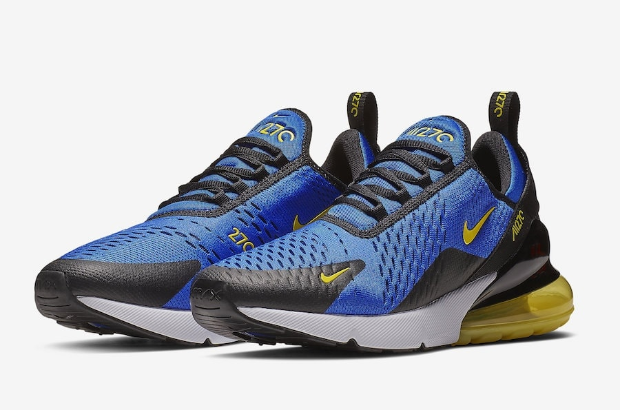 dd33d9de51c Nike s Air Max 270 was a brilliant switch by the sportswear giant. The new  lifestyle silhouette is slowly taking over the sneaker scene with help from  ...