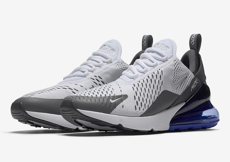 quality design c75ec c45cb Nike Air Max 270. Release Date  Available Now Price   150. Color   White Persian Violet-Dark Grey Style Code  AH8050-107