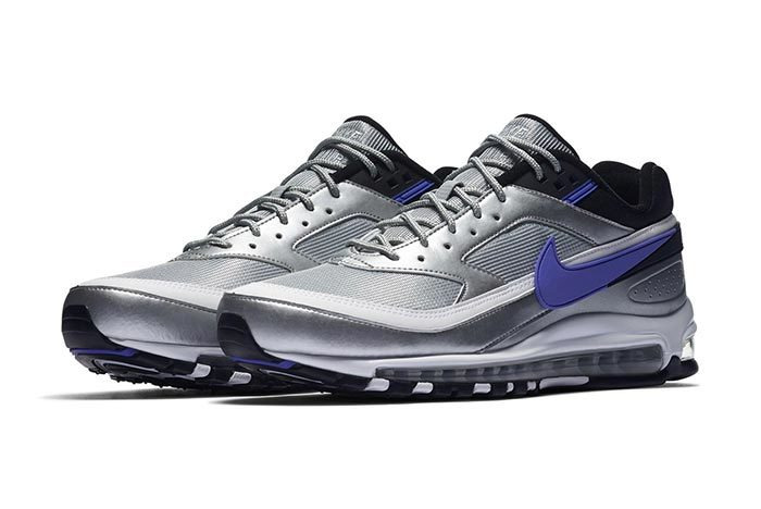 This year, with help from Skepta, the Swoosh released a hybrid pair of the 90's Air Max BW featuring elements ...