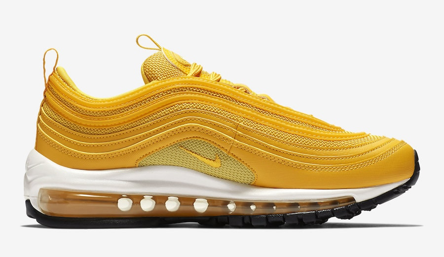 9be7de7866d Nike Air Max 97. Release Date  Coming Soon Price   160. Color   Mustard Mustard-Buff Gold-White Style Code  921733-701