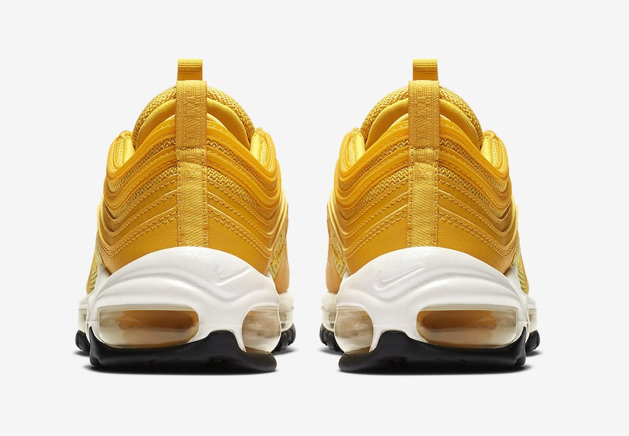 """940ce3b4f73 The post Nike s Air Max 97 Launches in a Bright New """"Mustard Yellow"""" Next  Month appeared first on JustFreshKicks."""