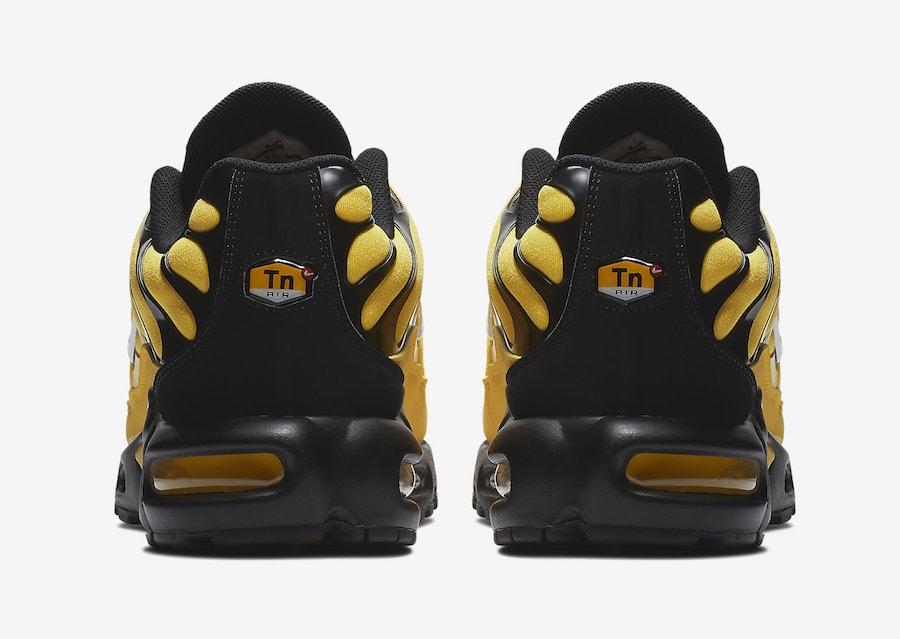 Nike Air Max Plus Quot Tour Yellow Quot Release Info Justfreshkicks