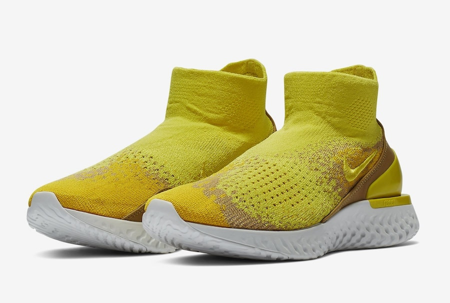 ee86a4a2589cb Nike React Rise Flyknit
