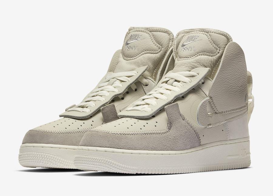 half off ff5b9 09a5d PSNY x Nike Air Force 1 High Release Info - JustFreshKicks