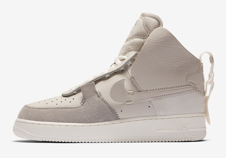 best service 8e890 0c7bd PSNY x Nike Air Force 1 High Release Date  September 4, 2018 (NYC Pop-Up)  Release Date  September 5, 2018 (Global) Price   200. Color  Wolf ...