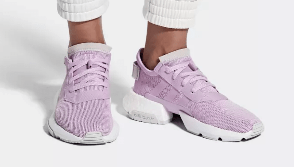 the latest 9043d 76ec8 The adidas P.O.D. System 3.1 is one of the most intriguing new silhouettes  from the Three Stripes this year. The new lifestyle model is an interesting  new ...