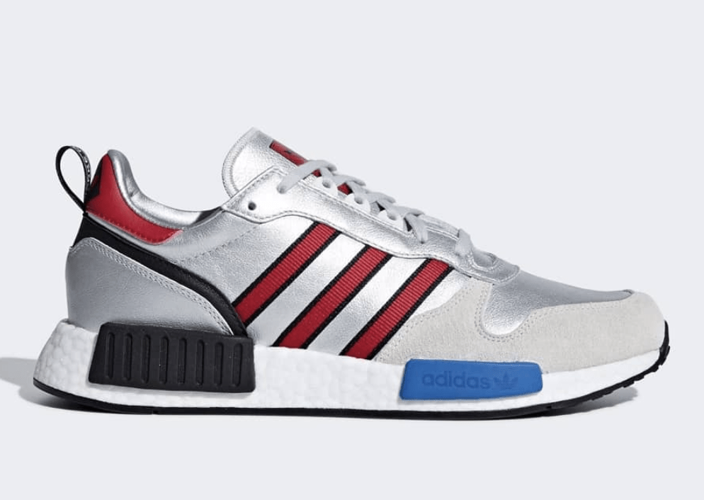 Derechos de autor Sucio terraza  adidas Reimagines the Rising Star With the NMD_R1 Sole That it Inspired -  Euro-petrol
