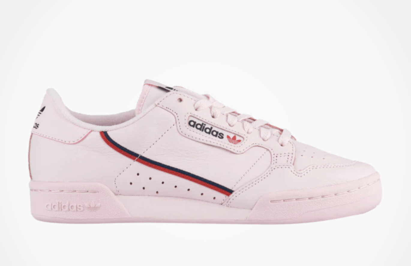 0f1c50cd5 adidas  Continental 80 s Surfaces At Retailers in Three Bright New Colorways